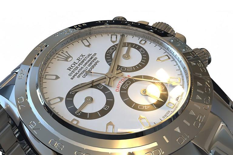 Rendering di prodotto, orologio ROLEX OYSTER PERPETUAL