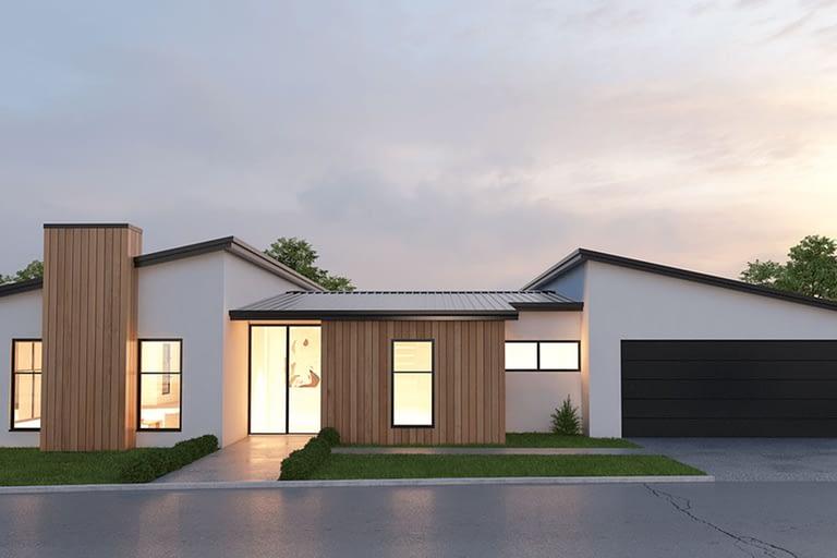 Servizi di rendering - Render di abitazione moderna